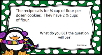 Math Word Problem Solving PowerPoint Lessons: using BET Line Strategy-Full Year