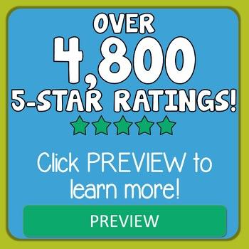 Math Word Problem Task Cards - Multi-Step Math Stories, Story ...