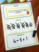 Math Word Problem Task Cards - Addition, Subtraction, Divi