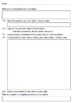 Math Word Problem Template