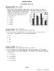 Math Word Problem Warm Ups Set 1 - Applications for Middle School & High School