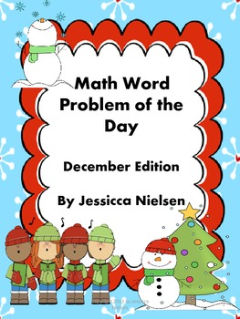 Math Word Problem of the Day: December Edition