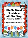 Math Word Problem of the Day: January Edition
