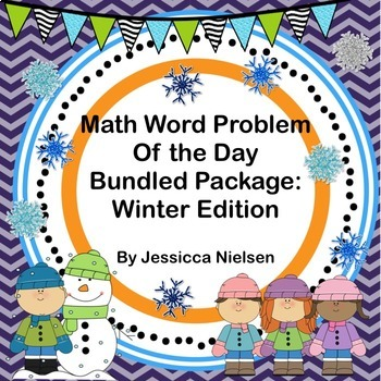 Math Word Problem of the Day: Winter Bundled Package