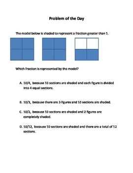 Math Word Problems (4th Grade STAAR) Pack 2 Aligned to the NEW TEKS