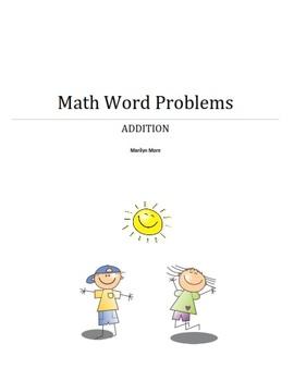 Math Word Problems (Addition)