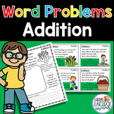 Differentiated Word Problems - Addition