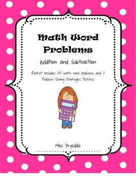 Math Word Problems: Addition and Subtraction
