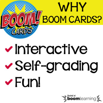 Math Word Problems Addition and Subtraction Boom Cards: Digital Task Cards