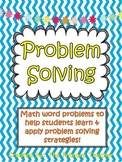 Math Word Problems -- EQAO