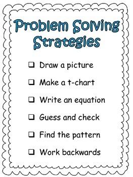 Math Word Problems -- EQAO
