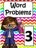 Math: Word Problems: Third Grade