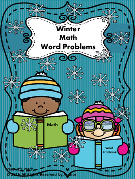 Math Word Problems Winter