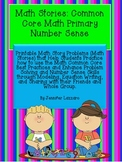 Math Word Problems  *With Mathematical Best Practices Checklist