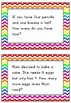 Maths Challenge Cards