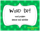 Math Word Problems for 2nd or 3rd Grade 3.OA.8