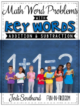 Math Word Problems with Key Words