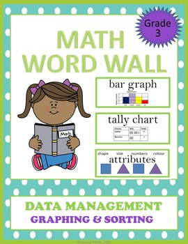 Graphing & Sorting Word Wall