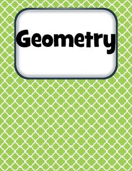 Math Word Wall MEGA PACK!