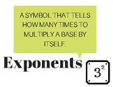 Math Word Wall (Part 1)