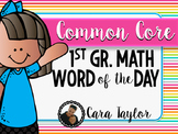 Math Word of the Day