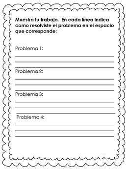 Math Word problems CCSS aligned 2nd grade