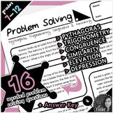 Trigonometry Worded Problems