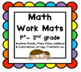 Math Work Mats 1st-2nd