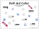 Roll and Color Math Station