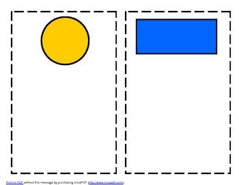 Math Workboard Center Group Cards