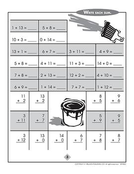 Math Workbook - Grade 2