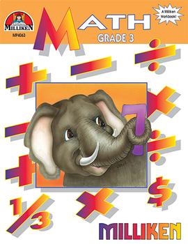 Math Workbook - Grade 3