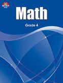 Math Workbook - Grade 4