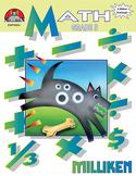 Math Workbook - Grade 5