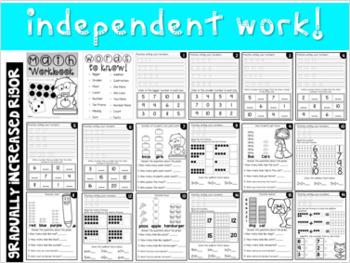 Math Workbook One