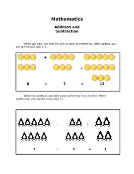 Math Workbook for 2nd Grade