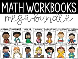 Math Workbooks Mega-bundle