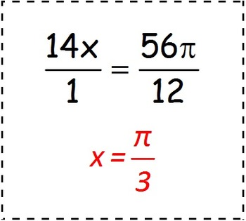 Math Worksheet 0022 - Proportion Calculations