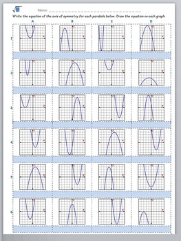 worksheet. Parabola Worksheets. Grass Fedjp Worksheet Study Site