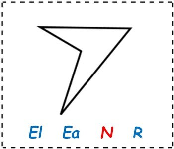 Math Worksheet 057 - Equilateral, equiangular or regular polygons