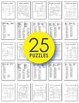 Math Worksheets - 8th Grade Math Vocabulary Crosswords