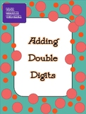 Math Worksheets - Adding Double Digits