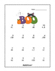 Addition Within 20- Worksheets-CCSS.MATH.CONTENT.1.OA.C.6-Spooky Fun