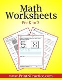 945 Math Worksheets For Kids, Paperless And Printable, Int