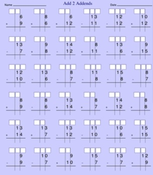 Math Worksheets Generator for Intel Macs by George Wood