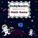 Multiplication Station 5x5 NO PREP Mental Math