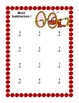 Math Worksheets Subtraction to 20 Practice Plus Word Problems-Back to School