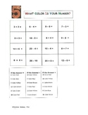 Math Worksheets: Addition & Subtraction Activities Grades 1st & 2nd