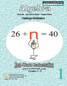 Daily Algebra Practice Worksheets - Common Core Math - 30 Weeks of Instruction