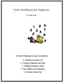 Math Worksheets for Beginners